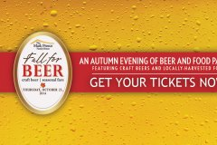 Fall for Beer 2014
