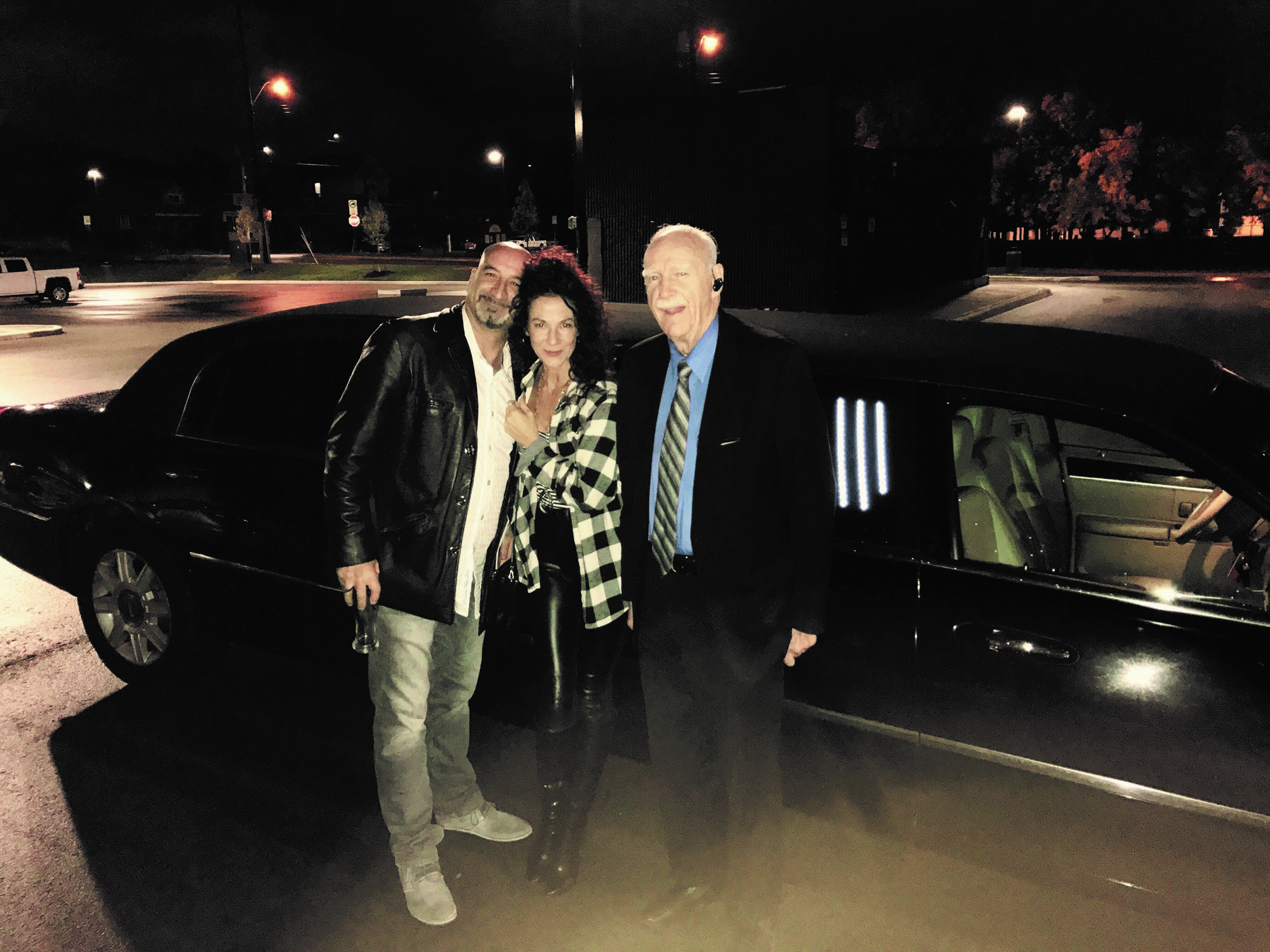 Marianne and Limo