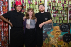 Butcher and the Vegan